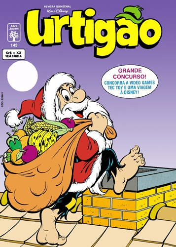 Download de Revista Urtigão - 143