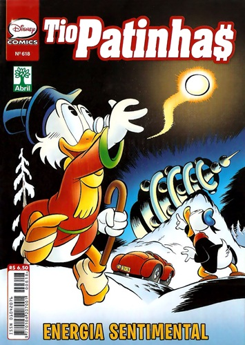 Download de Revista Tio Patinhas - 618
