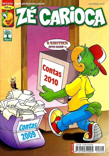 Download de Revista Zé Carioca - 2342