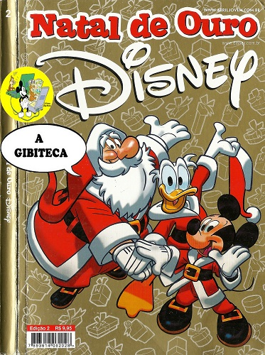 Download de Revista Natal de Ouro Disney - 02