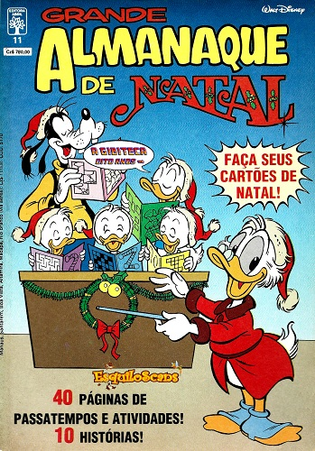 Download de Revista Grande Almanaque - 11 : Natal