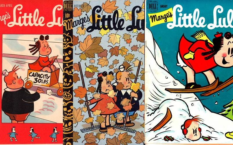 Download de Revista Little Lulu 001-100 [Inglês]