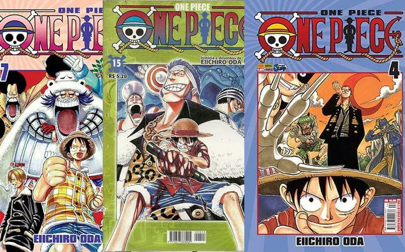 Download de Revista One Piece