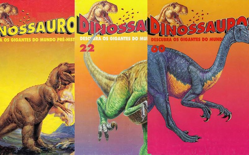 Download de Revistas  Dinossauros