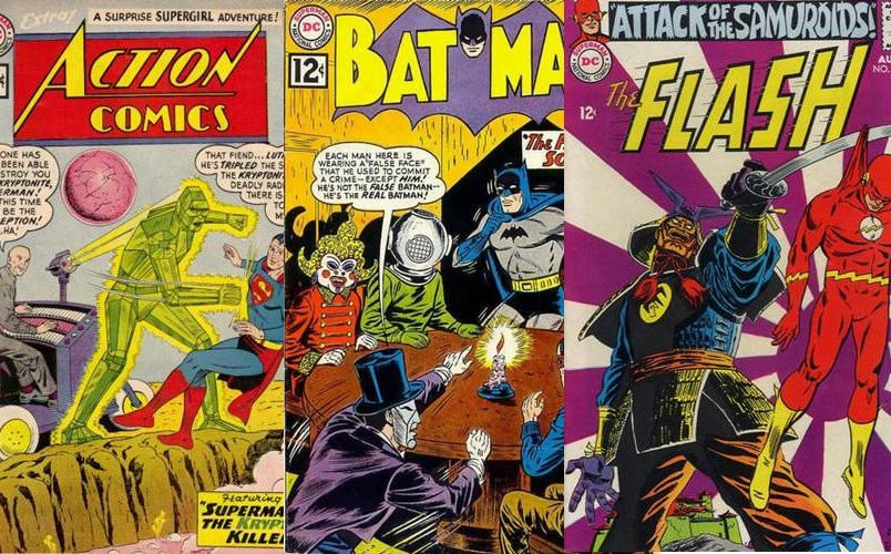 Download de Revista DC Comics : 1961 - 1970 [Inglês]