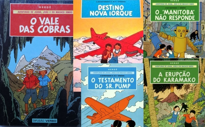 Download de Revista As Aventuras de Joana, João e do Macaco Simão