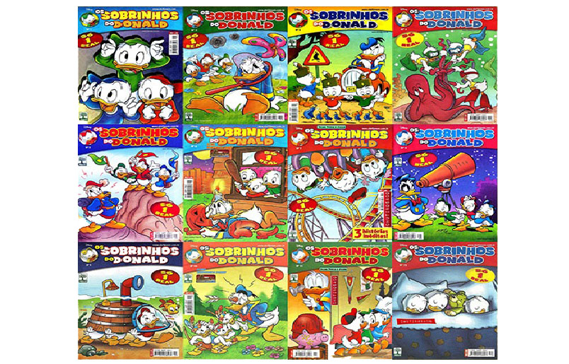 Download Os Sobrinhos do Donald