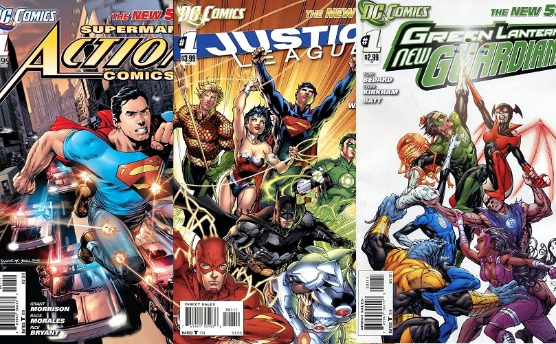 Download de Revista DC Comics : 2011 [Inglês]