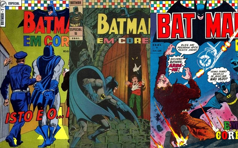 Download de Revista Batman (Especial em Cores)