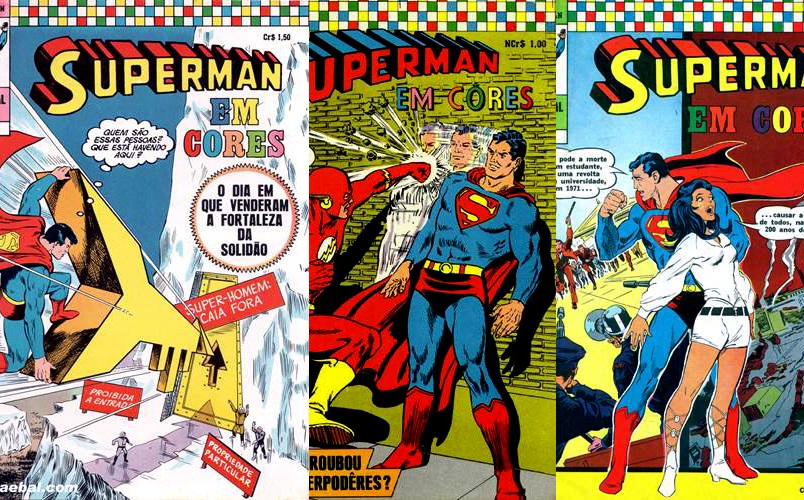 Download de Revistas  Super Man (Especial em Cores)